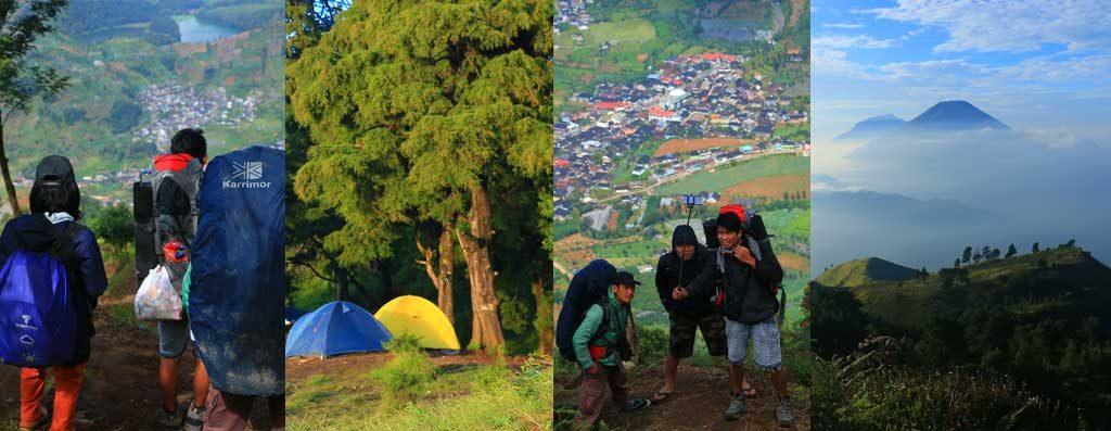 Paket Camping Gunung Prau