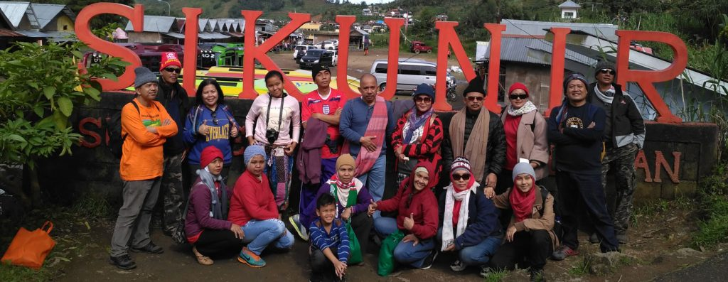 Family Dieng Tour 2D/1N