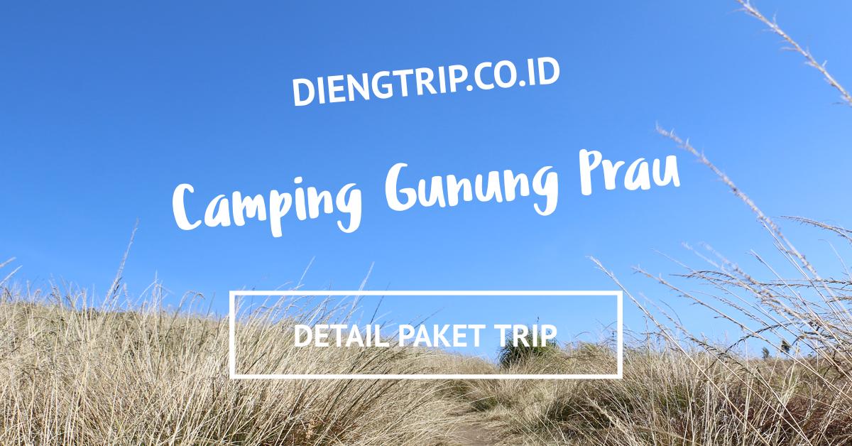paket camping gunung prau dieng